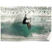 Surfaholic Poster