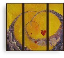 Armadillo Tail's Canvas Print