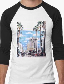 DCA'S Aladdin The Musical  Men's Baseball ¾ T-Shirt