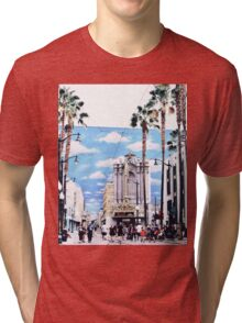 DCA'S Aladdin The Musical  Tri-blend T-Shirt