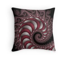 Peppermint Dreams Throw Pillow