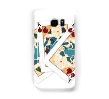 Khaleesi Playing Card Spread Samsung Galaxy Case/Skin