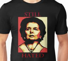 Margaret Thatcher 'Hate'  Unisex T-Shirt