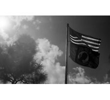 You are not forgotten - POW MIA Photographic Print