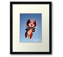 Something In The Air ~ Part One Framed Print