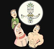 Three Jerry Moon - Rick and Morty Unisex T-Shirt
