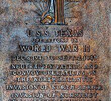 USS Texas  by Savannah Gibbs