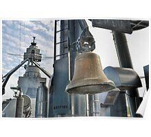 Battleship Texas - Ships Bell Poster