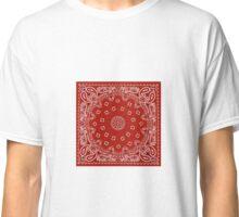 Red Bandana Classic T-Shirt