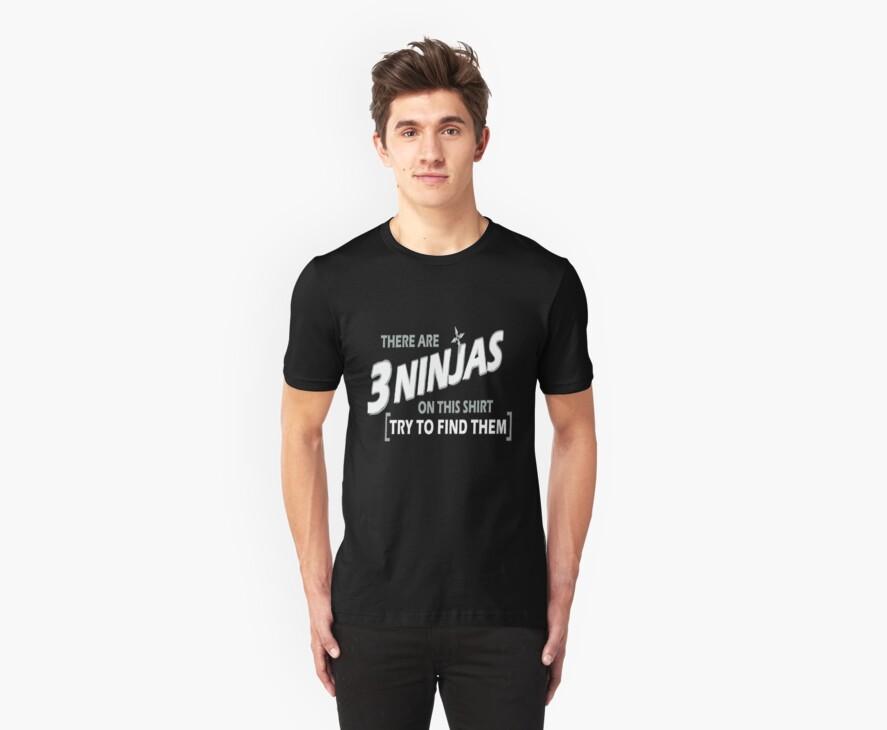 3 ninjas on this!! by jjy2k