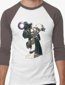 megatron! Men's Baseball ¾ T-Shirt
