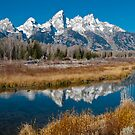 The Teton Group by Gary Lengyel