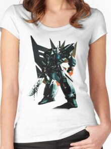Drift Decepticon! Women's Fitted Scoop T-Shirt