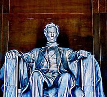 Lincoln Memorial by boogeyman