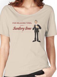 Suntory Time Women's Relaxed Fit T-Shirt