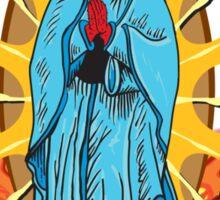 St. Elmo's Fire Sticker