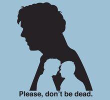 Please, don't be dead. #2 by claudiasana