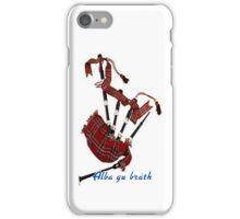 Albi gu bráth iPhone Case/Skin