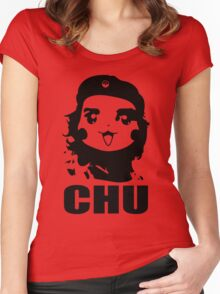CHU Women's Fitted Scoop T-Shirt
