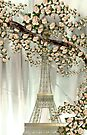 A Paris Spring iphone case by Elaine  Manley