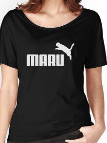 MARU Women's Relaxed Fit T-Shirt