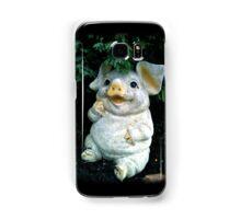 LITTLE MISS iPIGGY - SOLD (Not sold out) Samsung Galaxy Case/Skin