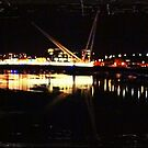 Newport at Night by design89