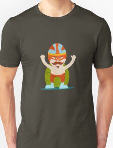 El Mostacho Asesino Unisex T-Shirt