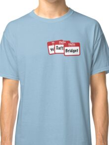 YoSafBridget Classic T-Shirt