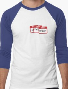 YoSafBridget Men's Baseball ¾ T-Shirt