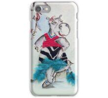 Hippo Dress up iPhone Case/Skin