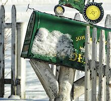 Dear John in the John Deere by vigor