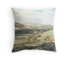 Glen Prosen,Angus,Scotland Throw Pillow