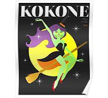 HAPPY HALLOWEEN / KOKONE Poster