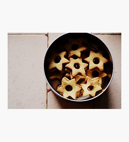 Cookies. Photographic Print