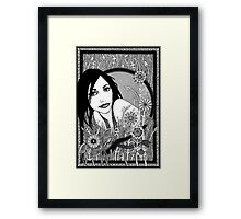 Polly Jean Framed Print