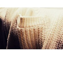 Materials - Woll. Photographic Print