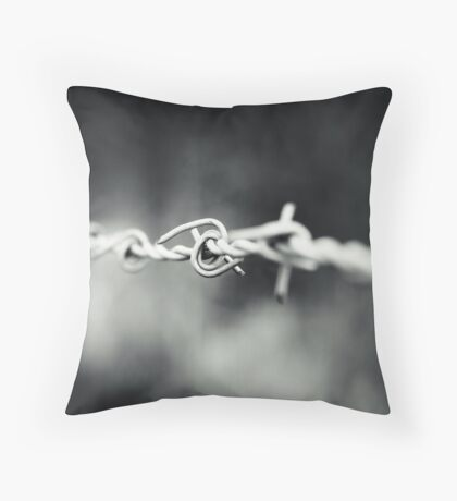 Difficulty Throw Pillow