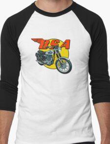 BSA Gold Star Men's Baseball ¾ T-Shirt
