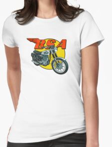 BSA Gold Star Womens Fitted T-Shirt