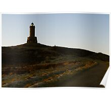 The Road to Darwen Tower Poster