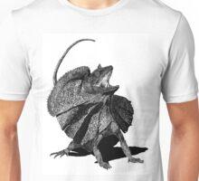 Frilled Lizard T-Shirt Unisex T-Shirt
