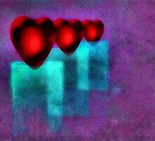 tres corazon by SuddenJim