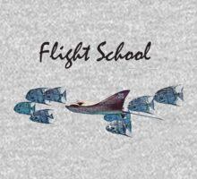 Flight School by lindabeth