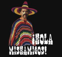 Hola Mishamigos! by Amberdreams