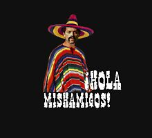 Hola Mishamigos! Womens Fitted T-Shirt