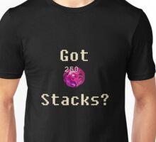 Got Stacks? Unisex T-Shirt