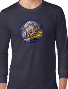 Time Travel Racer 2 Doc Version Long Sleeve T-Shirt