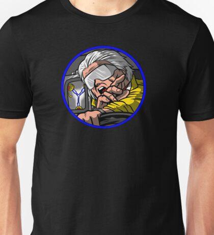 Time Travel Racer 2 Doc Version Unisex T-Shirt