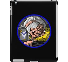 Time Travel Racer 2 Doc Version iPad Case/Skin